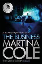 MARTINA COLE __ THE BUSINESS __ BRAND NEW __ FREEPOST UK