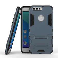 COVER CASE HYBRID IRON MAN HUAWEI HONOUR 8 RESISTANT WITH SUPPORT