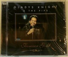 FOREVER GOLD by GLADYS KNIGHT & THE PIPS (CD, 2001-Canada-St. Clair) BRAND NEW!