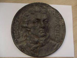 Tadeusz Kosciuszko Large Medal/ Plaque (myrefnBE)