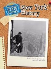 New York History (State Studies: New York)-ExLibrary