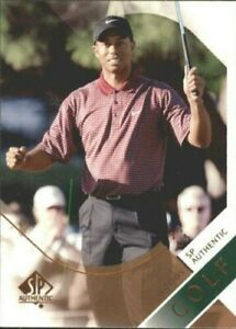 A8961- 2003 SP Authentic Golf Collector Cards 1-60 -You Pick- 10+ FREE US SHIP
