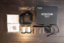 Canon Eos-1D X Mark Ii 20.2Mp Digital Slr Camera - (Body Only) + Extra Battery!