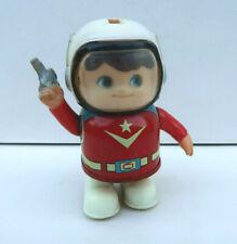 Bandai Pete the Spaceman Robot à piles 12Cm Japon 1970