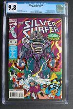 SILVER SURFER V3 #82 First Full TYRANT Herald of GALACTUS 1983 MCU MOVIE CGC 9.8