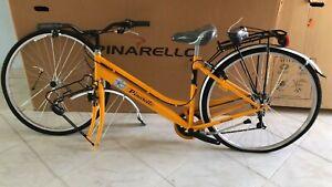 Citybike Donna Pinarello 6v Shimano 720 NUOVA !!!