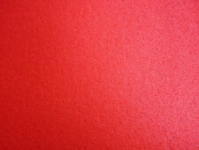 Teppichboden Teppich Velours hellrot selbstklebend  Tapete 1:12