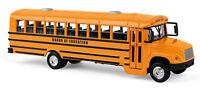 Schulbus Amerika 1:53 Modellauto 20cm lang School Bus Spielzeug RT38337 USA