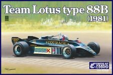 Ebbro EBB10 1/20 1981 Lotus Type 88B Team Lotus F1 Race Car