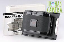 Horseman 120 Roll Film Holder 10 EXP 6x7 for 4x5 Camera With Box #7871G