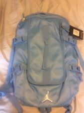 Nike Jordan Jumpman Backpack PBZ698 School Bag Carolina Blue Elite Basketball