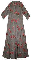 Indian Dress Cotton Retro Ehs Hippy Women Vintage Retro Blusa Vestir Boho Ethnic
