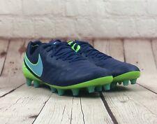 Nike Men's Tiempo Legend Vi Ag-Pro Soccer Cleats 844593-444 Coast Blue Size 6