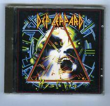 CD (NEW) DEF LEPPARD HYSTERIA