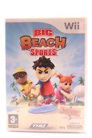 Big Beach Sports (Nintendo Wii, 2008) - European Version