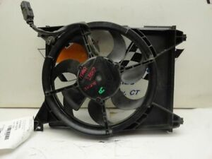 Radiator Fan Motor Fan Assembly Condenser Fits 99-05 SONATA 148897