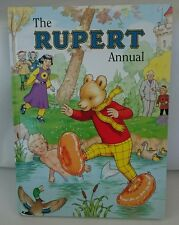 SIGNED Limited Edition 185 Of 500 The Rupert Annual: No. 62 (Hardback, 1997)