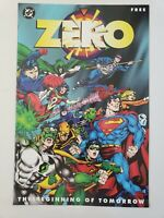 ZERO: THE BEGINNING OF TOMORROW PREVIEW 1994 1ST APPEARANCE JACK KNIGHT STARMAN