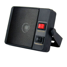 Heavy duty TS-750 External Speaker for Kenwood Icom Yaesu CB Radio 3.5mm jack