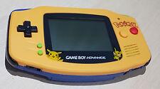 Pokemon  Game Boy Advance Console New Body Screen Refurbished