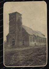Bourlon/Cambrai-1918-Pas-de-Calais-kirche-12.Infanterie-Div.-99