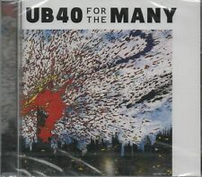 UB40 - For the many - CD album (Brand new & sealed)