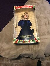 Collectors Choice Genuine Fine Bisque Porcelain Doll Limited Edition