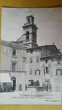 CASTIGLIONE DEL LAGO - PERUGIA - PIAZZA UMBERTO I - UMBRIA ILLUSTRATA TILLI 1325