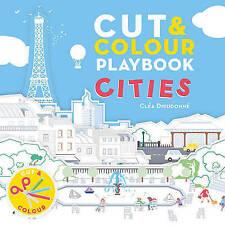 Cut & Colour Playbook Cities, Dieudonne, Clea, New