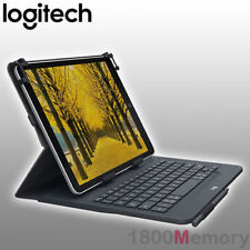 Logitech UNIVERSAL FOLIO Keyboard Folio Case - Black