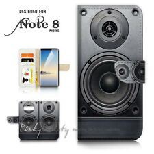 ( For Samsung S10+ / S10 Plus ) Flip Case Cover P21057 Boom Box