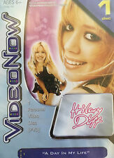 HILARY DUFF VIDEONOW PVD A DAY IN MY LIFE NEW & SEALED