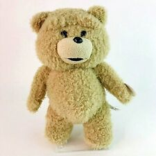"""Ted The Movie Talking Soft Plush Teddy Bear Toy 12"""" Child Friendly Words"""