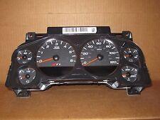 09 10 12 13 Chevy Silverado 1500 Avalanche Suburban Tahoe Speedometer Cluster