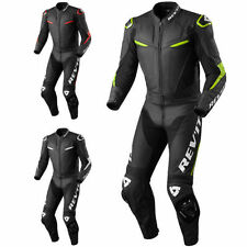 Summer Motorcycle Leathers and Suits with Race Hump