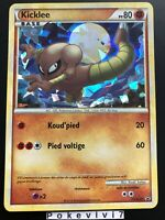 Carte Pokemon KICKLEE HGSS25 PROMO Holo HGSS Heartgold SoulSilver FR NEUF