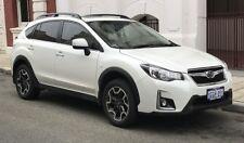 Subaru XV 2012-2017 SUV 1st GEN GP Slimline Window Visors/Weathershields Set 4PC