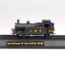 Diecast Toy Amer 1924 Lms Fowler '3F' 'jinty' 0-6-Ot No.7279 Railway Train Model