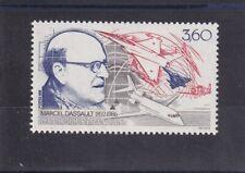 France année 1988 Hommage à Marcel Dassault Avions N° 2502**réf 4499