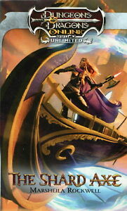 DUNGEONS & DRAGONS: THE SHARD AXE - Fantasy Novel - engl. -Wizards of the Coast