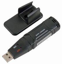 USB température & humidité enregistreur de données-point de rosée-Records et journaux sans pc