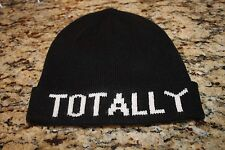 NWT Womens TOTALLY Beenie Winter Hat from HOLLISTER by Abercrombie S M L XL