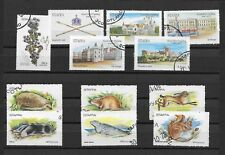 GREAT BRITAIN - STAFFA 4 SETS COLLECTION OF 28