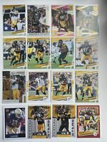 Pittsburgh Steelers Card Lot Ben Roethlisberger  Smith Schuster Chase Claypool