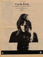 Carole King UK TV Advert 1971