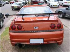 TeamJetspeed Made Niss R33 GTS-T Series 1&2 Drife Style Rear Wing & Bonnet Lip