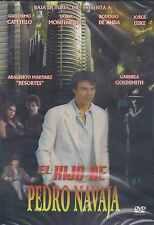SEALED - El Hijo De Pedro Navaja DVD NEW Adalberto Martinez Jorge SHIPS NOW !