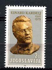 Jugoslavia 1980 SG # 1913 edvard Kardelj MNH #A 32977