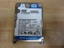 Western Digital WD800BEVE-00A0HT0 80GB