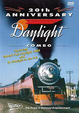 20th Anniversary Daylight Combo 4449 Pentrex DVD New